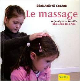 Le massage à l'école et en famille